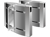 Опция для турникетов серии PNG 3xx Automatic Systems Stainless steel doors